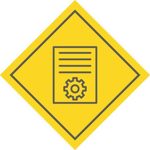 Article Marketing Icon Design