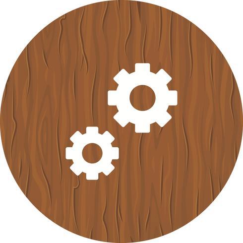 Settings Icon Design vector