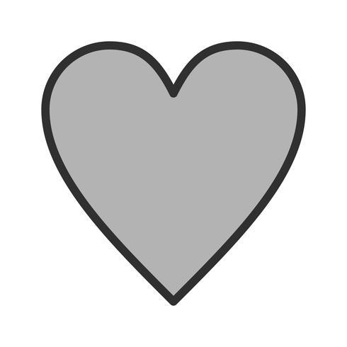 Diseño de icono favorito vector