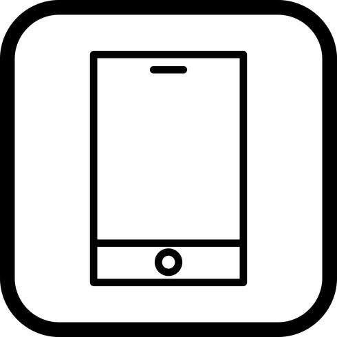 Smart Device Icon Design vector