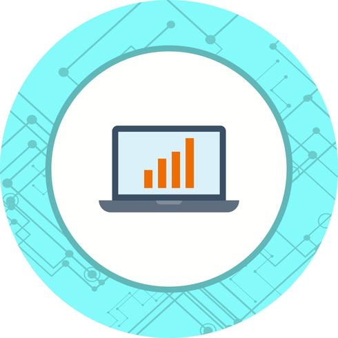 Statistik Ikon Design