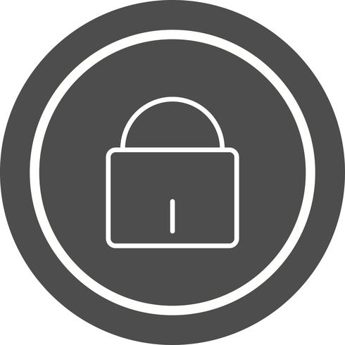 Säkerhetsikondesign vektor