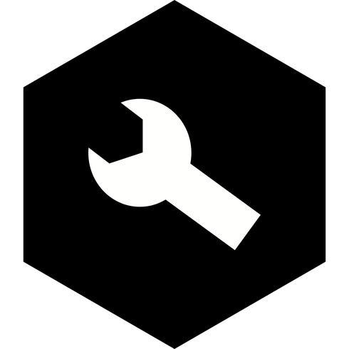 Konfigurera ikondesign vektor