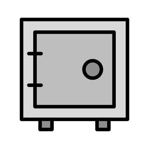 ícone do cofre
