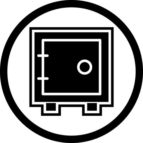 Vault Icon Design vector