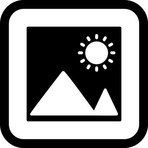 afbeelding pictogram ontwerp