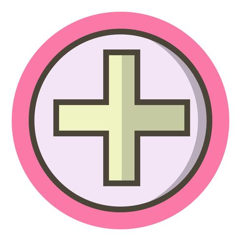Add Icon Design vector