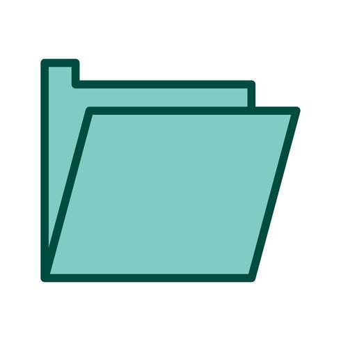 Cartella Icon Design