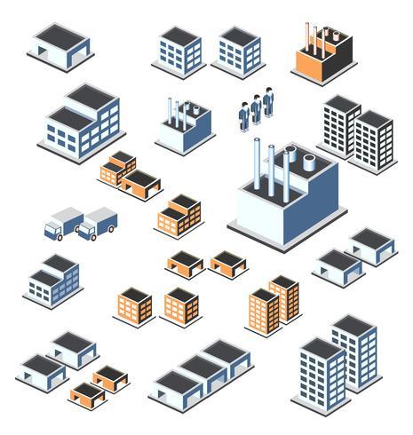 edifícios industriais