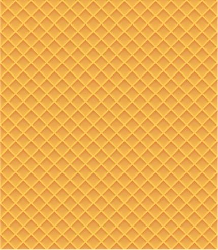 waffle seamless pattern illustrazione vettoriale