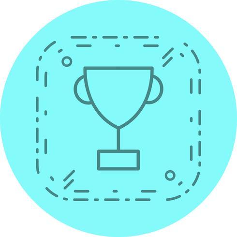 Cup Icon Design vector
