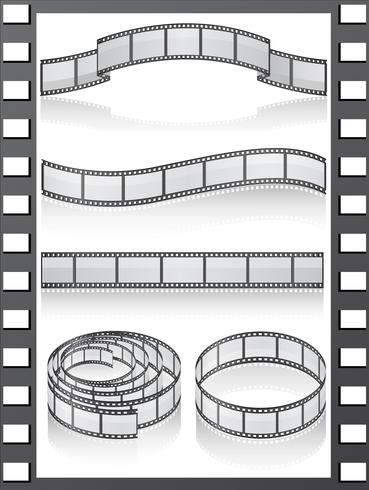 set filmstripe icons