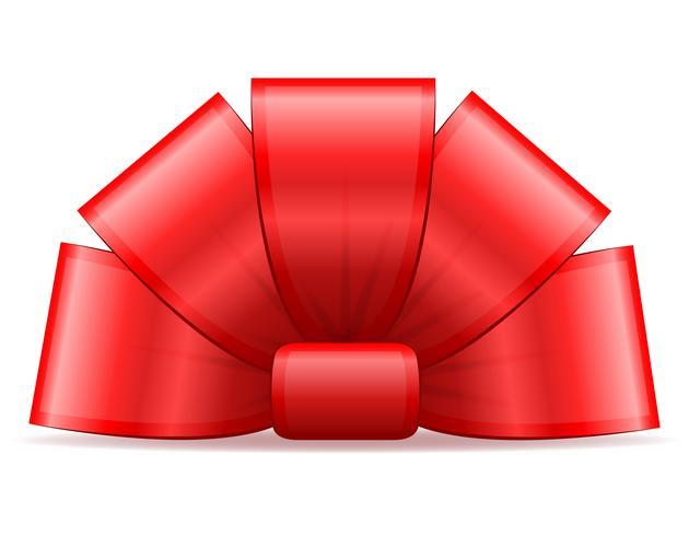 arco para la ilustración de vector de regalo