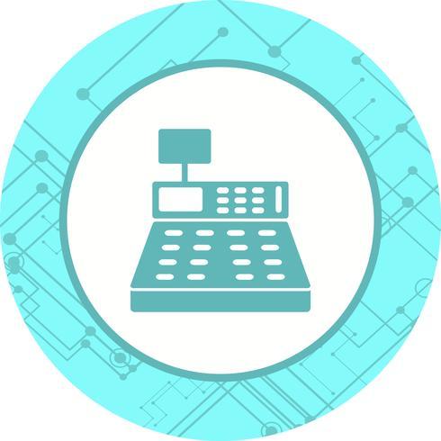 Contanti Icon Design vettore