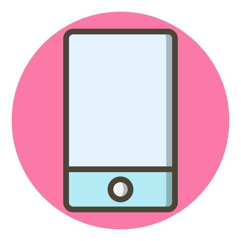 Diseño del icono del dispositivo vector
