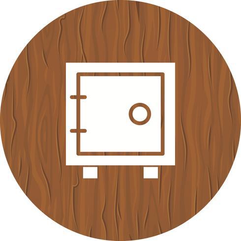 Diseño de icono de bóveda vector
