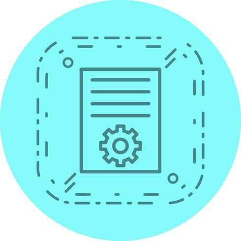 Artículo Marketing Icon Design vector