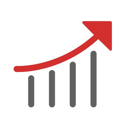 diseño de iconos de seo performance vector