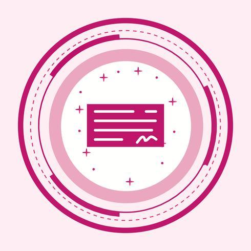 Verifique o design do ícone