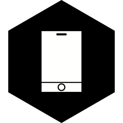 slim apparaat pictogram ontwerp