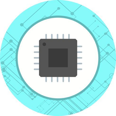 Prozessor-Icon-Design
