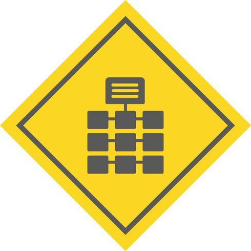 Diseño de iconos de red vector