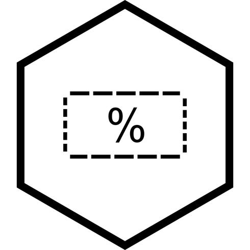 Rabatt Icon Design