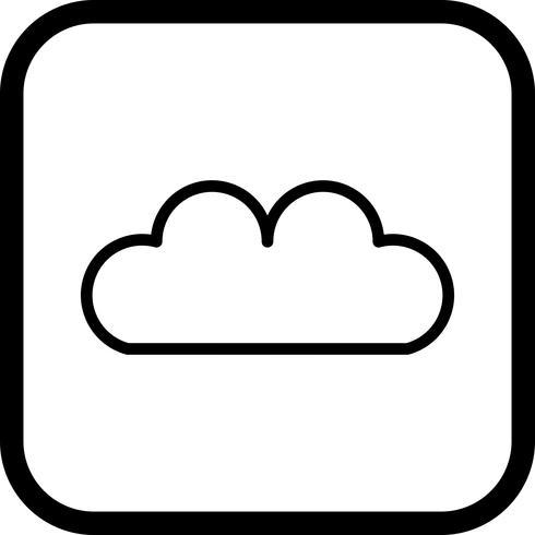 Diseño de iconos en la nube