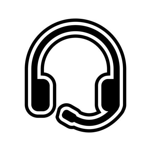 Hörlurar Icon Design