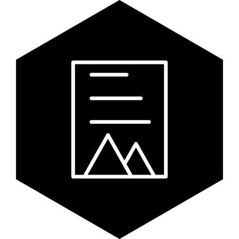 conception d'icône de document