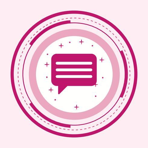 Dactylographie Icône Design