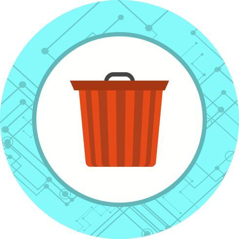 Panier icône design