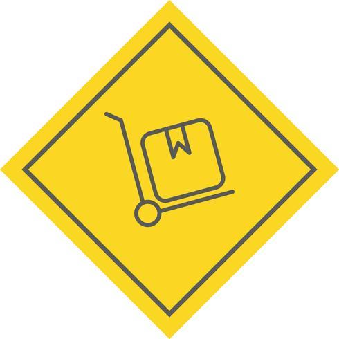 trolley icon design