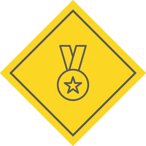 conception d'icône de récompense