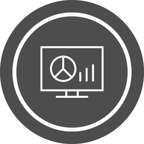 Design de ícone de gráficos