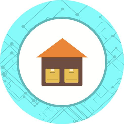Design de ícone de unidade de armazenamento