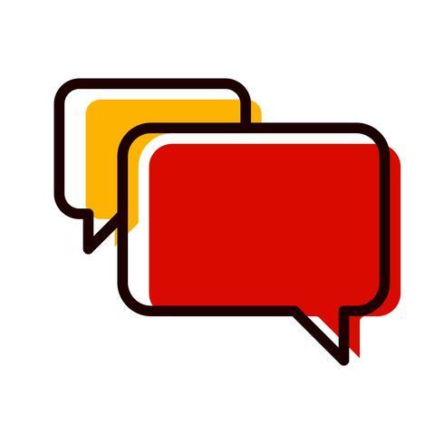 chat icon design
