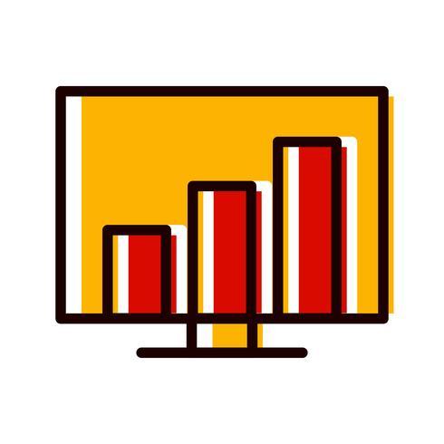 Statistik Icon Design