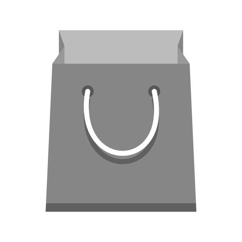 shoppingväska ikon design