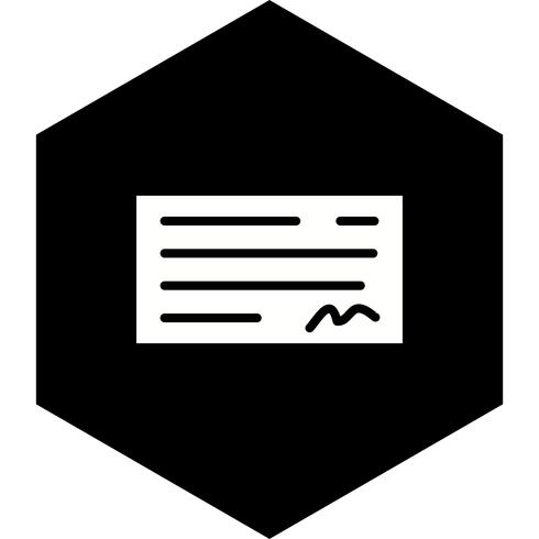 Überprüfen Sie das Icon-Design