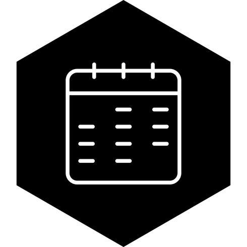 Kalender-Icon-Design