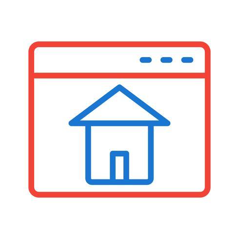 Homepage Icon Design