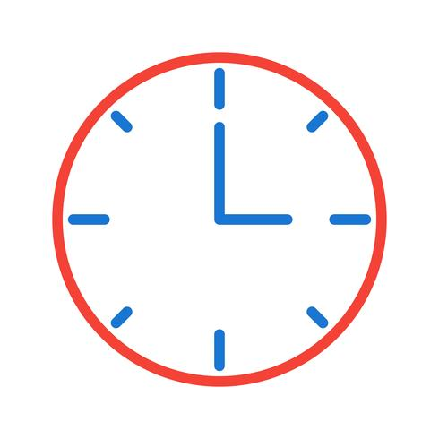 Clock Icon Design