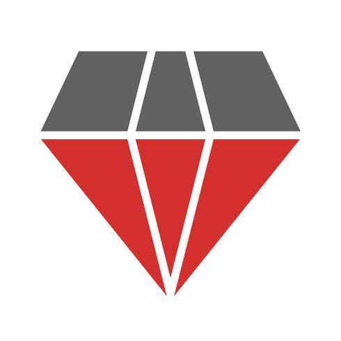 Diamant-Icon-Design