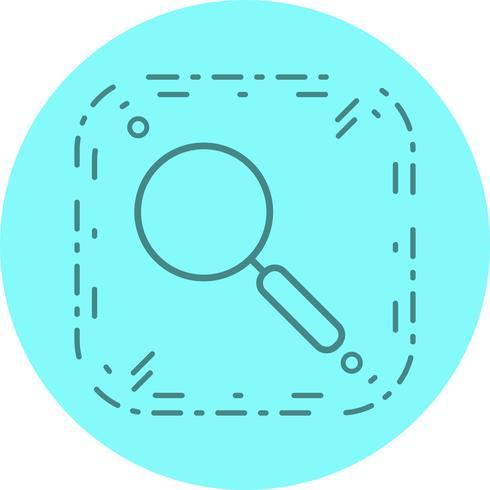 Encontre o design do ícone