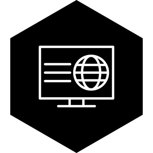Webpagina Icon Design