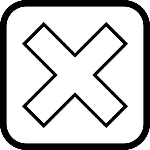 Annuler la conception de l'icône