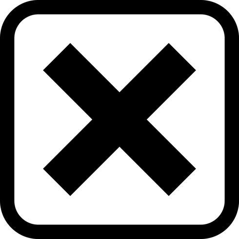 Icon Design abbrechen