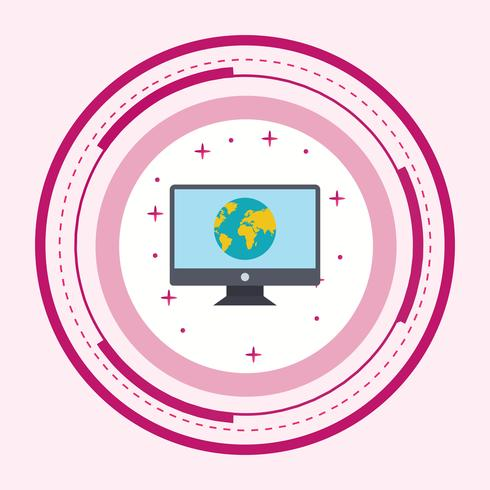 Webseiten-Icon-Design