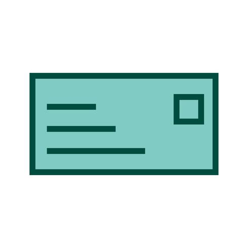 ID Card Icon Design vector